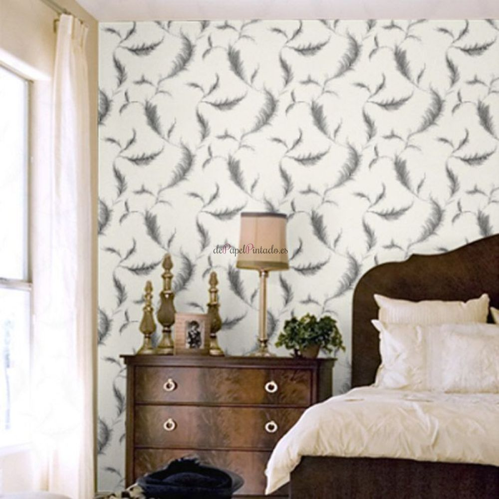 Papel pared online moderno d flor murales wallpapers for Colowall papel mural