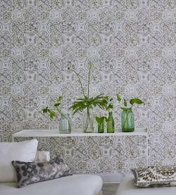 Papel pintado para pared amplio cat logo papel pintado - Designers guild catalogo ...