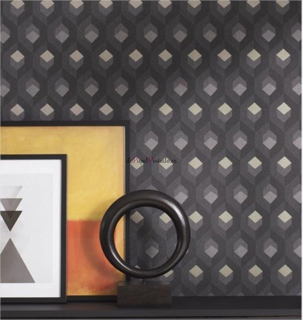 edison es una coleccin de papeles pintados con efectos luminosos muy grficos gracias a colores metalizados efectos irisados motivos trabajados ultra