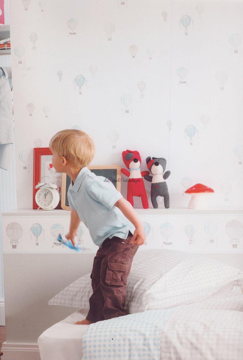 Casadeco papel pintado casadeco papel pintado casadeco - Precio habitacion infantil ...